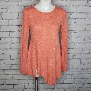 Chelsea & Violet Asymmetrical Sweater